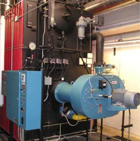 Wichita Burner - Boiler Service Company